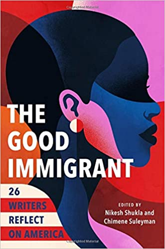 cover image The Good Immigrant: 26 Writers Reflect on America
