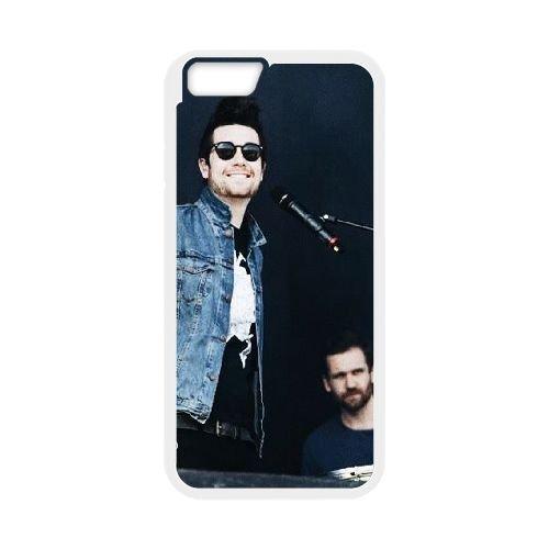 Bastille coque iPhone 6 Plus 5.5 Inch Housse Blanc téléphone portable couverture de cas coque EBDOBCKCO10254