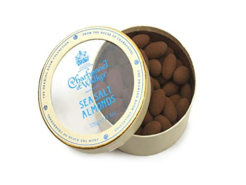 Charbonnel et Walker Sea Salt Almonds, 320 g