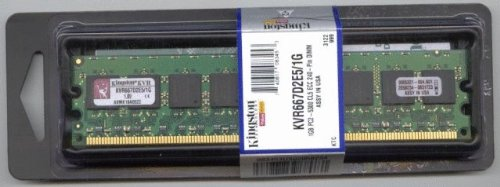 Kingston KVR667D2E5/1G DDR2-667 1GB ECC Memory