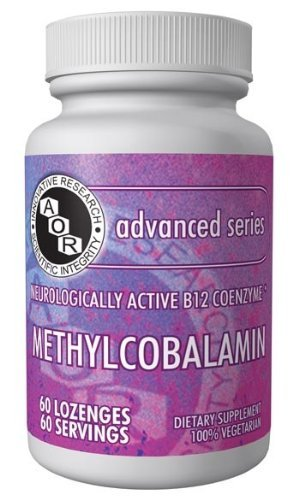 Methylcobalamin by Advanced Orthomolecular Research