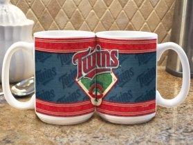 MLB Wrap Around Graphics Coffee Mug