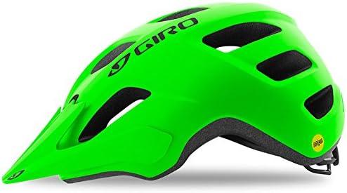 Giro Tremor MIPS Casco de Ciclismo Youth, Verde Vivo, Talla única ...