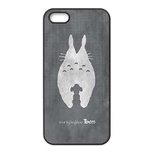 iPhone 5,5S Phone Case My Neighbour Totoro Gl5545