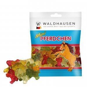 Waldhausen Fruchtgummis Mini Pferdchen