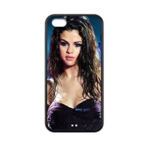 LJF phone case Custom Selena Gomez Back Cover Case for ipod touch 5 JN5C-202