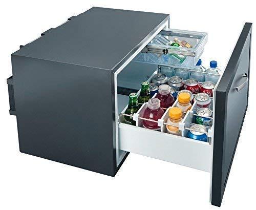Gedotec - Mini frigorífico con cajón eléctrico (80 W, 230 V, 50 Hz ...