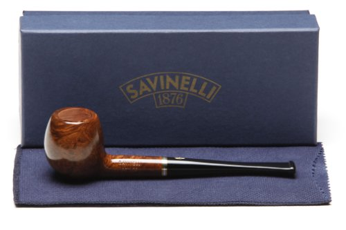 Savinelli Petite Brown 202 Tobacco Pipe