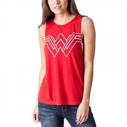 Bioworld Wonder Woman JRS. Dash Back Tank (XL) - Dash Tank