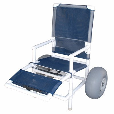 Amazon.com: All Terrain playa/piscina silla de ruedas color ...