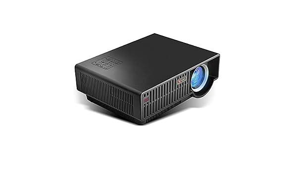 XC Proyector, Proyector De Vídeo con Soporte De 1080P, Chromecast ...