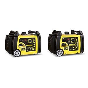 Champion 3100-Watt RV Ready Portable Inverter Generator with Wireless Remote Star
