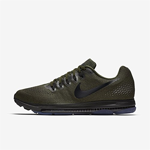 Nike Mens All Out Basse Scarpe Da Corsa Cargo Kaki / Nero