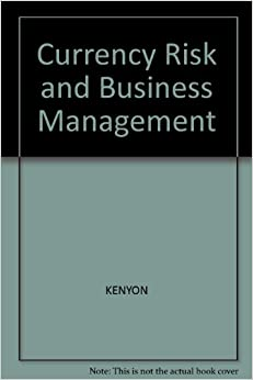Book Currency Risk and Business Management