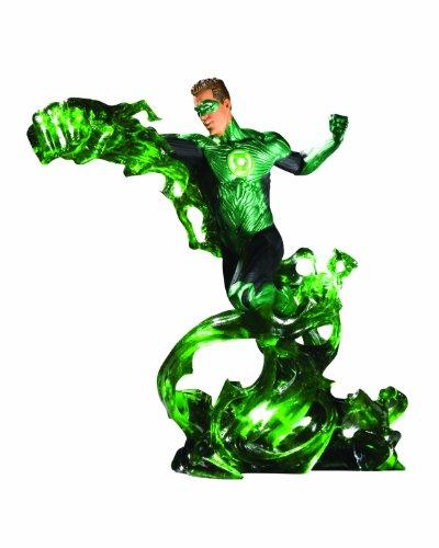 DC Direct Green Lantern (Movie): Hal Jordan Emerald Energy Statue - Green Lantern Statue