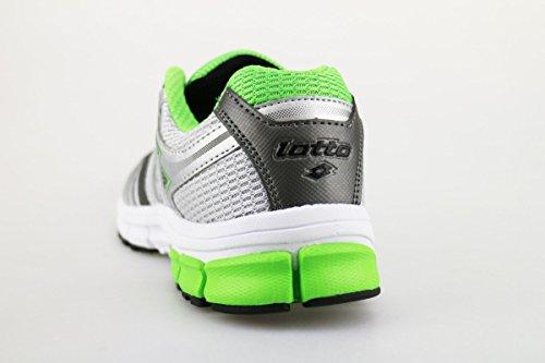 Lotto Sneakers Hombre 41 EU Gris Verde Textil AG129