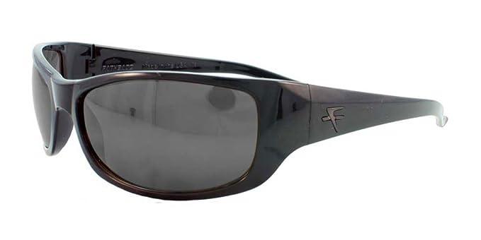 4694436b84 Amazon.com  Fatheadz Eyewear Men s The Boss V2.0 Polarized Wrap ...