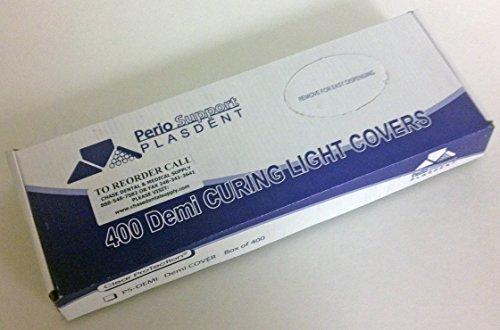 Plasdent PS-DEMI Curing Light Handle Covers 400/Box