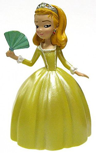 Disney Sofia the First Exclusive 3 inch PVC Figurine Amber