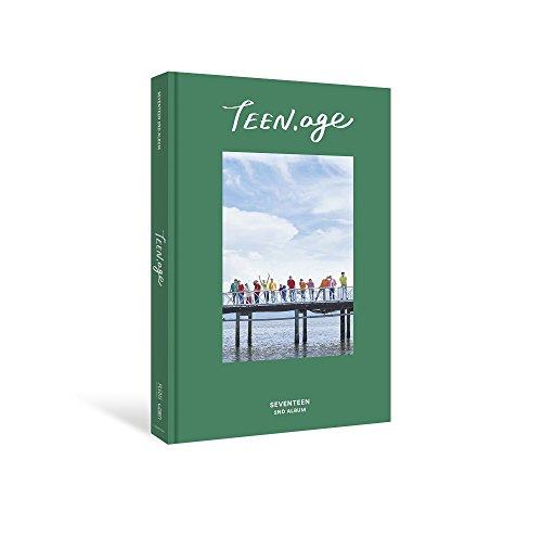 CD : Seventeen - Teen.age [GREEN ver.]