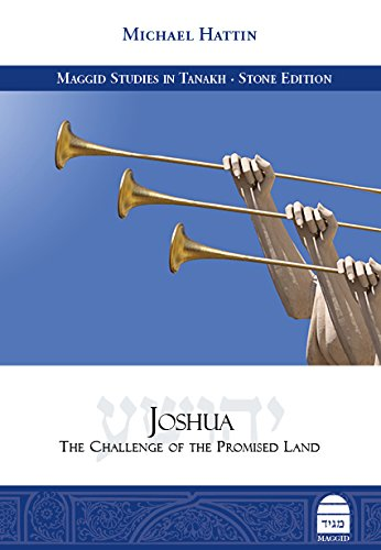Download Joshua: The Challenge of the Promised Land (Studies in Tanakh) pdf epub