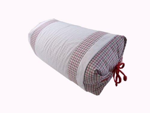 日本製 ボウズ枕 そば殻 高いまくら 小さいサイズ