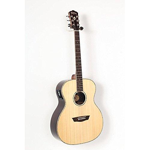 Washburn WG27SE Grand Auditorium Acoustic-Electric Guitar Level 2 Natural 888365603087