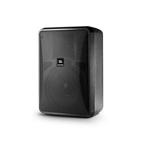 JBL CONTROL 28-1L | Low Impedance 8 Ohm Background Speaker Black Pair by JBL Corp.