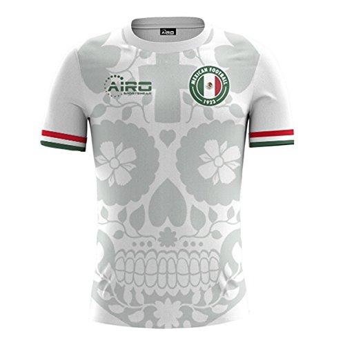 Airo Sportswear 2018-2019 Mexico Away Concept Football Soccer T-Shirt Jersey fa2f46d6b