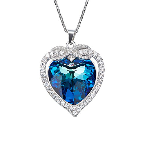 925-sterling-silver-necklace-silyheart-eternal-love-blue-sapphire-swarovski-crystals-jewelry-for-wom