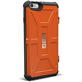 UAG iPhone 6 Plus / iPhone 6s Plus [5.5-inch screen] Trooper Card Case [RUST] Military Drop Tested iPhone Case  sc 1 st  Amazon.com & Amazon.com: UAG iPhone 6/iPhone 6s [4.7-inch screen] Feather-Light ...