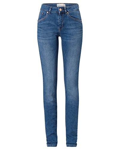 Used Jeans Femme 052 Bleu Cross blue Anya OxSXwX