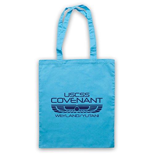 Alien Covenant USCSS Covenant Bolso Azul Cielo