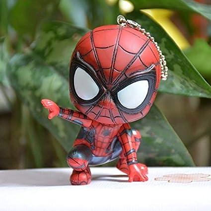 lotuwio 7.5 Película De Moda Spider Man Llavero Héroe ...