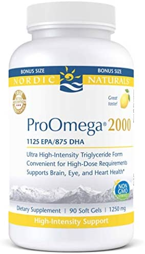 Nordic Naturals ProOmega 2000 High Intensity product image