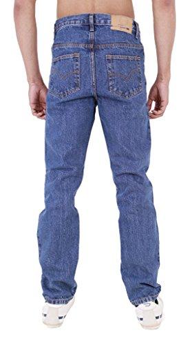 Duty Délavé À Pour Heavy Gris Fin Super Basics Homme Jeans Basic FR00vq