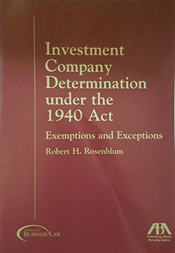 investment company act of 1940 - 4