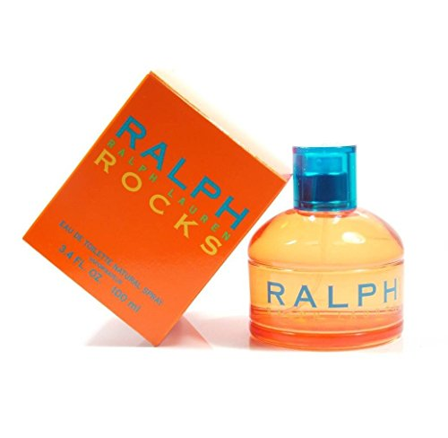 - Ralph Rocks by Ralph Lauren for Women, Eau De Toilette Natural Spray, 3.4 Ounce