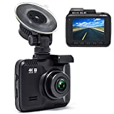 Dash Cam :: Rove R2-4K UltraHD 2160P + 2.4' LCD 150° Wide Angle with Super Night Vision :: Car DashBoard Camera Built In WiFi & GPS