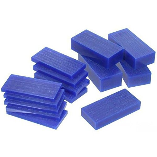 Blue Matt Carving Wax Modeling Casting Jewelers Tools