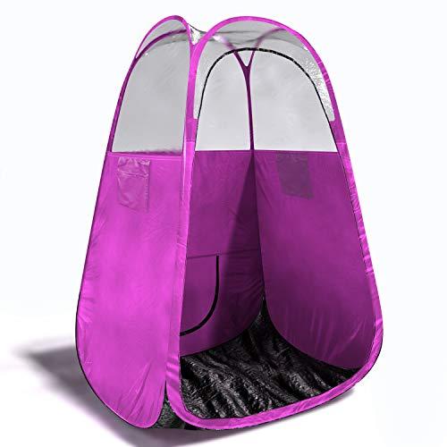 Spray Tan Tent Pink