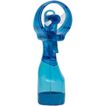 O2cool 8101 Deluxe Battery-operated Handheld Water-misting Fan- Colors May Vary