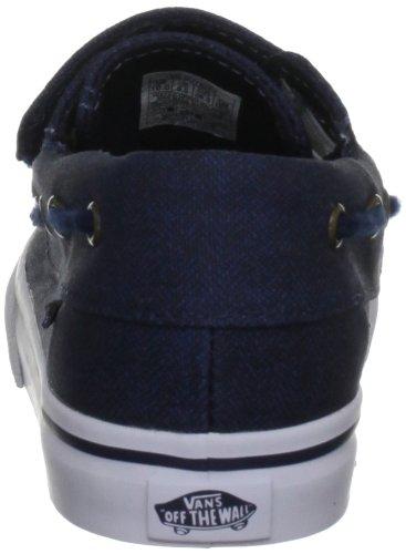 Vans Zapatillas Printed Navy lona Azul Marino