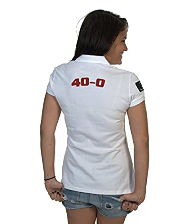 Amazon.com : 40-0 Padel Womens Polo Size Small : Everything ...