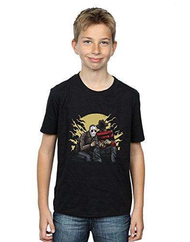 Drewbacca Boys Killer Gamers T-Shirt Black 7-8 Years -