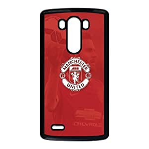 Printed Phone Case Manchester For LG G3 LJS2001