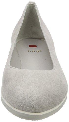 4202 Zapatos De lightgrey Mujer 5 6700 Para 10 Högl Tacón Gris wPnF6xEZ