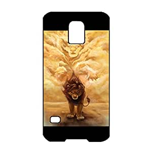 Disney Classic Cartoon The Lion King Phone Case for Samsung Galaxy S5 I9600 Brave Lion King