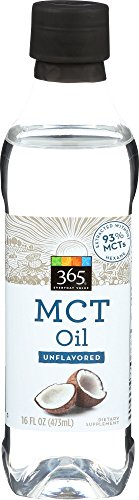 365 Everyday Value, Mct Oil Unflavored, 16 fl oz