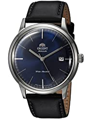 Orient Mens FAC0000DD0 2nd Generation Bambino Version 3 Japanese Automatic Band Color:Black Watch